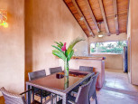Villas Troncones Mexico Beach Villa Three Dining Room Kitchen