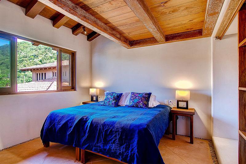 Villas Troncones Beach House Villa Eight Queen Bedroom