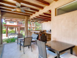 Villas Troncones Villa Seven Patio Living Room Kitchen Beach House