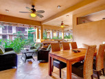 Villas Troncones Villa Six Dining Room Patio Luxury Retreats