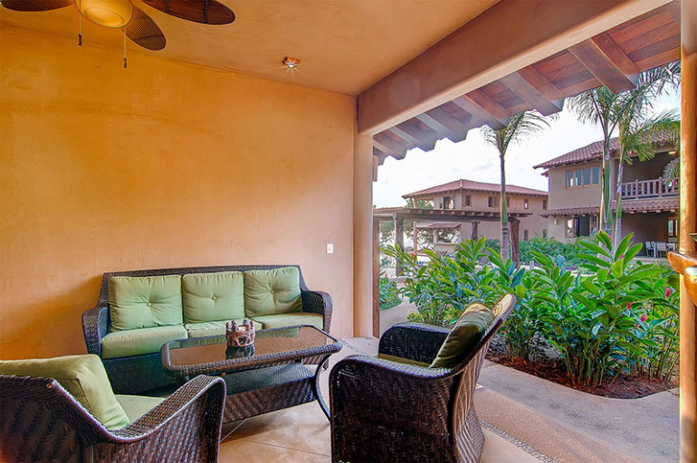 Villas Troncones Villa Six Living Room Patio Beach Houses