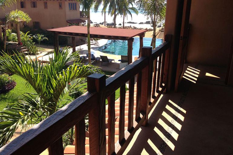 Villas Troncones Villa Four Luxury Vacations Pool View Patio